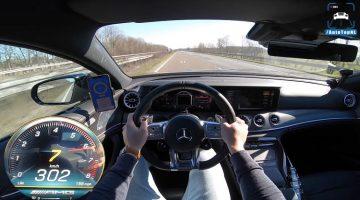 Mercedes-AMG GT 4-door 63 S knalt naar 302 kmh