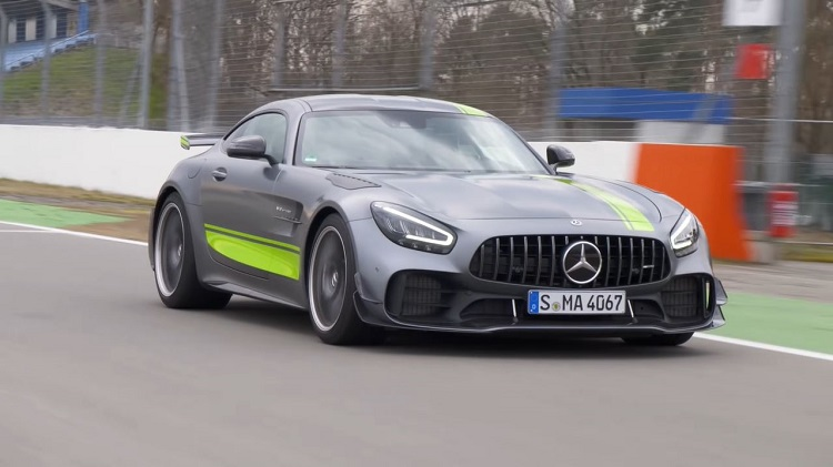 Mercedes-AMG GT R Pro Review