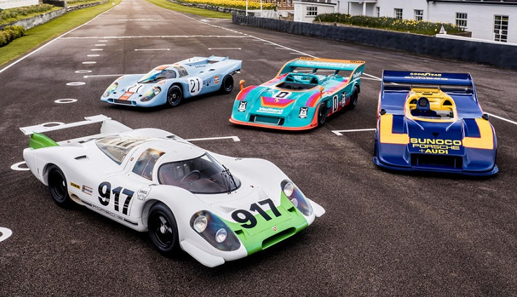 Porsche 917 Demo Goodwood