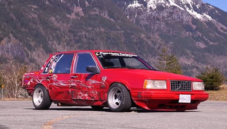 Volvo 740 beater