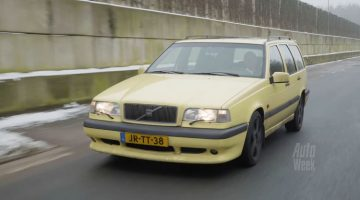 Volvo 850 T-5R Estate met 639.678 km