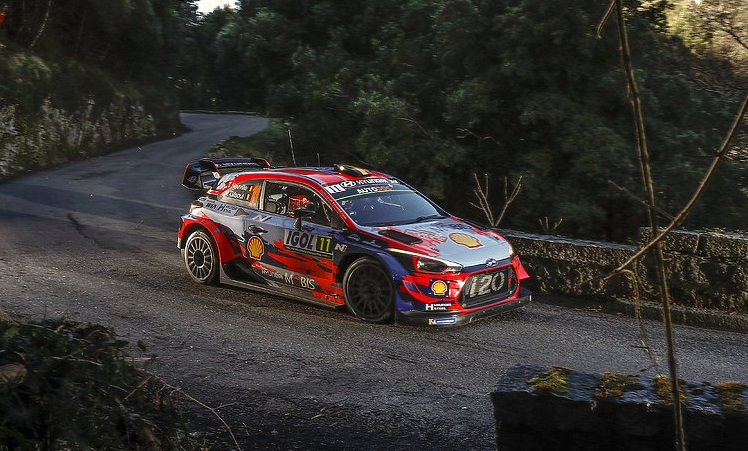 WRC 2019 - Rally de France Highlights