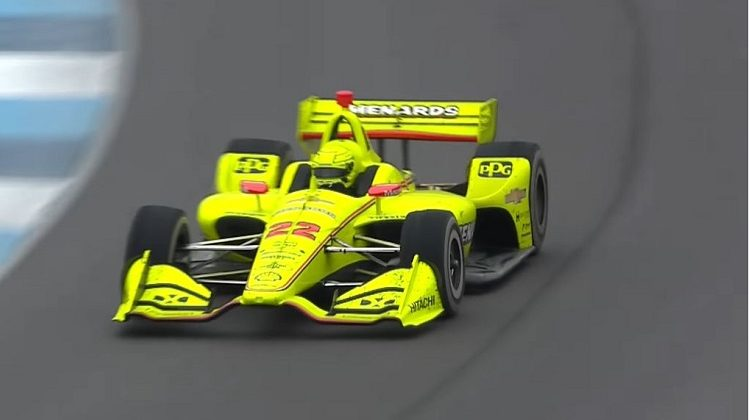 2019 Grand Prix of Indianapolis Highlights