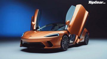 De nieuwe McLaren GT nader bekeken