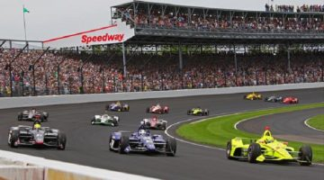 Indy 500 Highlights