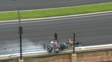 Indy Lights Crash Freedom 100