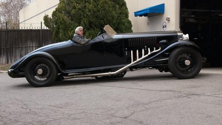 Jay Leno's Garage - Rolls-Royce Merlin met 27-Liter V12