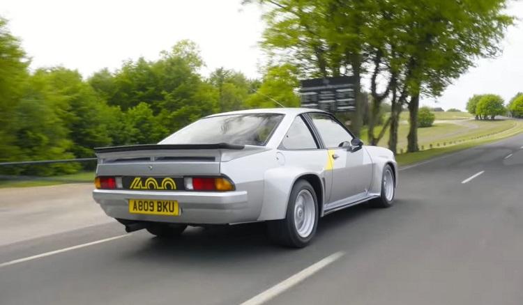 Opel Manta 400