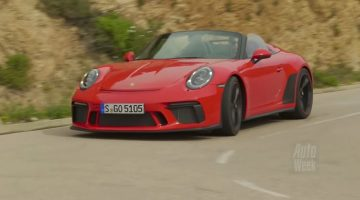 Porsche 991 Speedster Review