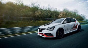 Renault Megane Trophy R Nordschleife Lap