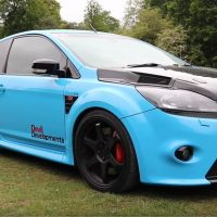 900 pk Ford Focus RS