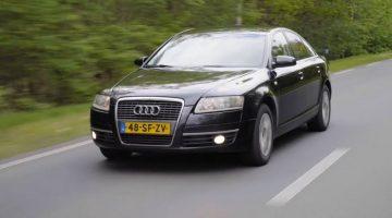 Audi A6 met ruim 1 miljoen KM op de teller