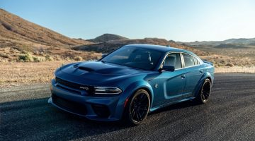 Dodge Charger Hellcat Widebody