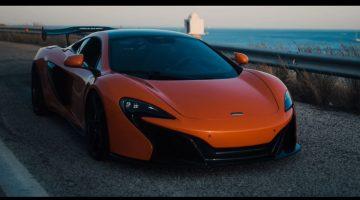 Extreme Tuners McLaren