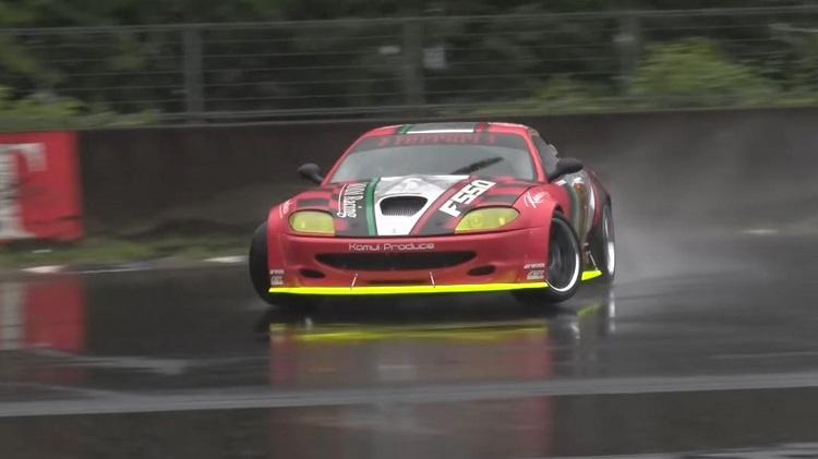 Ferrari 550 Driftauto
