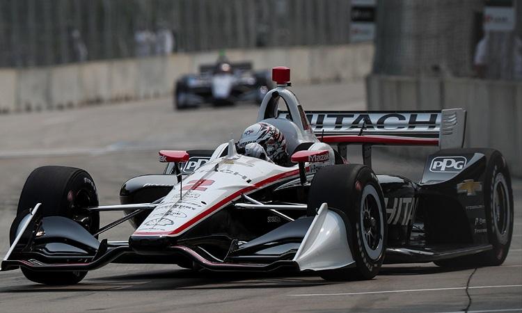 IndyCar 2019 - Detroit Dual Highlights