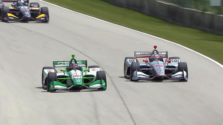 IndyCar 2019 - Road America Highlights