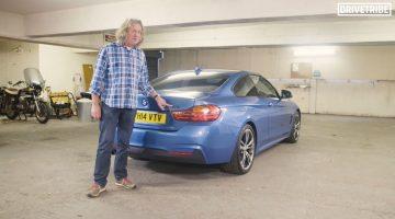 James May Unpimped een BMW 420i