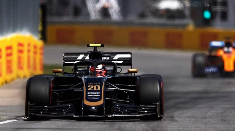 Kevin Magnussen GP Canada 2019