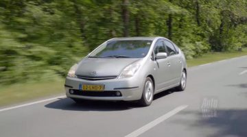 Toyota Prius met 320.185 km