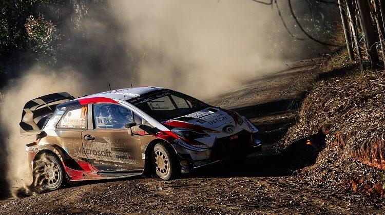 WRC Rally Chili 2019 Highlights
