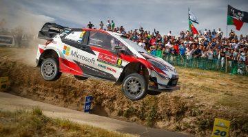 wrc 2019 - Rally de Portugal highlights