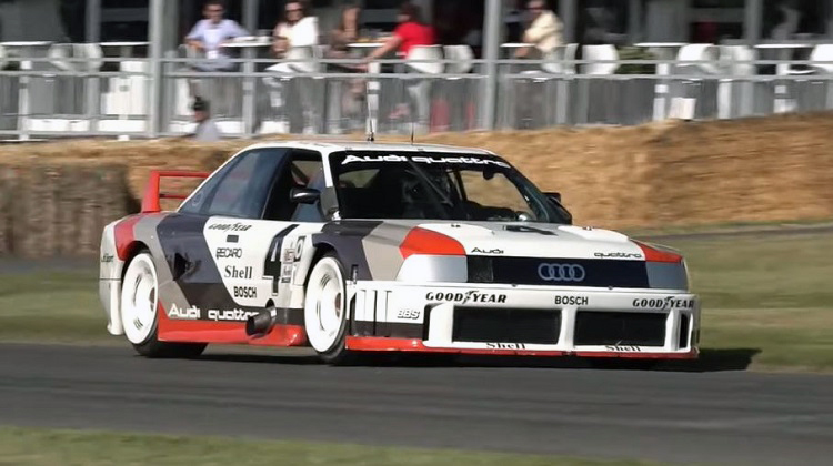 Audi 90 Quattro IMSA