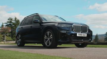 BMW X7 Review