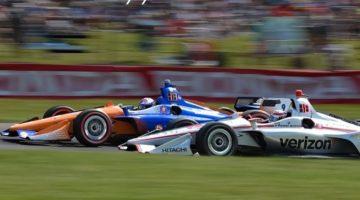 IndyCar 2019 - Mid-Ohio Highlights