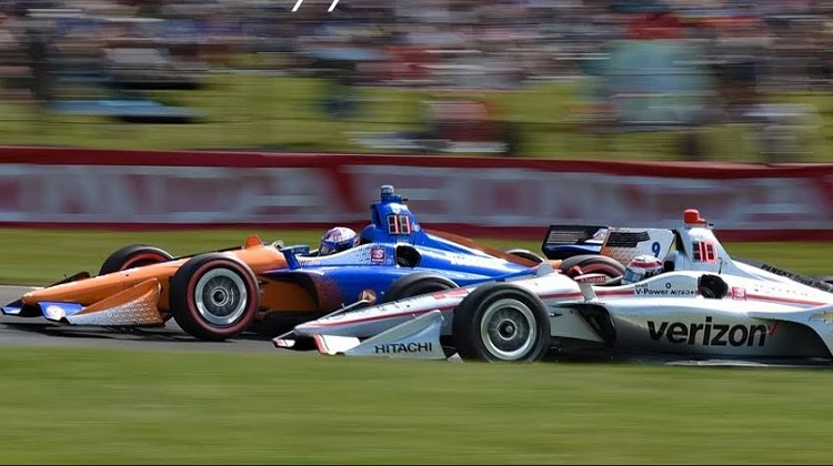 IndyCar 2019 - Mid-Ohio Highlights