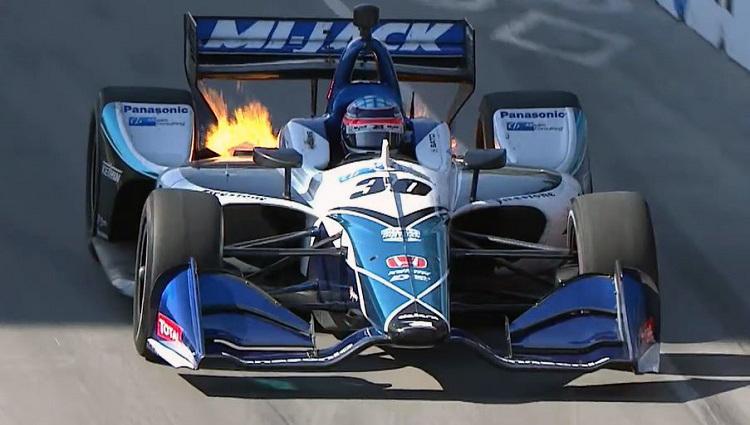 IndyCar 2019 - Toronto Highlights