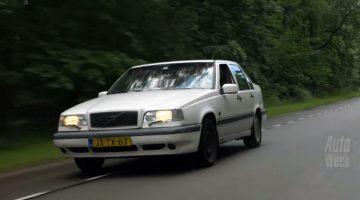 Klokje Rond - Volvo 850 met 810.976 km