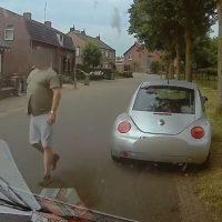 Limburgers gaan op de vuist na verkeersruzie