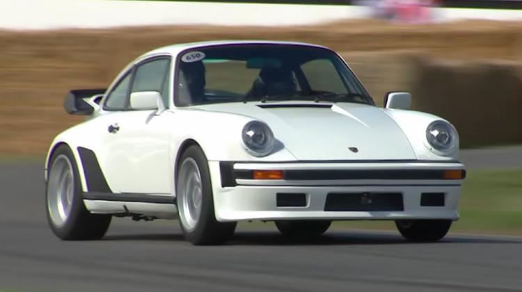 Porsche 930 Lanzante