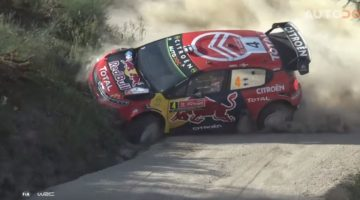 WRC 2019 - Mid Season Crash Compilatie