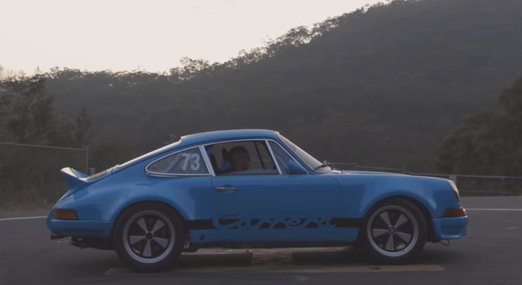 1970 Porsche 911 RSR Tribute Car