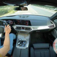 BMW X7 M50d Topsnelheid