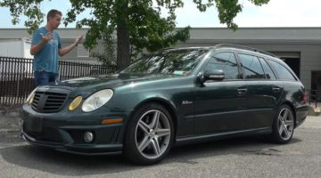 De goedkoopste Mercedes E63 AMG in de U.S.