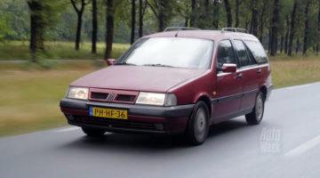 Fiat Tempra SW 1.9 TD met 519.977 km