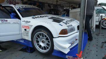 Georg Plasa BMW E36 Judd V8.