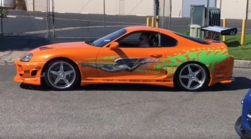 Hoe de Fast & Furious Toyota Supra tot stand kwam