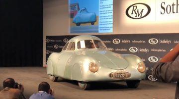 Hoe de veiling van de Porsche Type 64 helemaal mis ging
