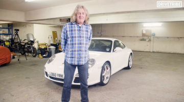 James May Unpimped een Porsche 911 Carrera S