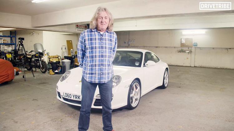 James May Unpimped een Porsche 911 Carrera S