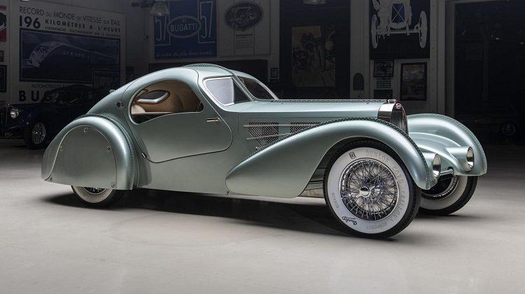 Jay Leno's Garage - 1934 Bugatti Aérolithe