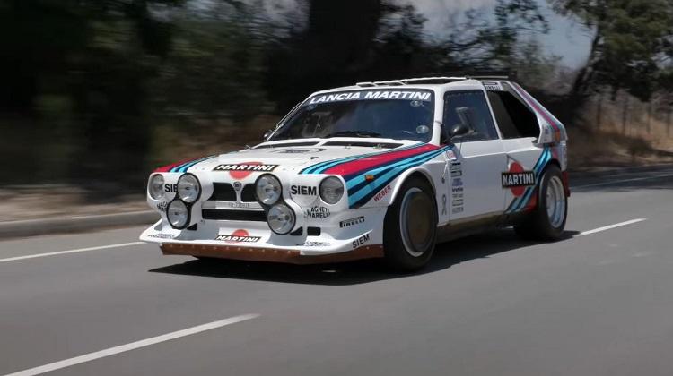 Jay Leno's Garage - 1986 Lancia Delta S4