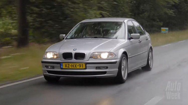 Klokje Rond - BMW 316i met 670.037 km