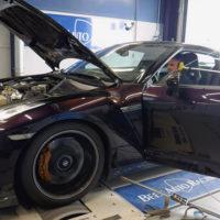 Op de Rollenbank - Nissan GT-R Spec V P700