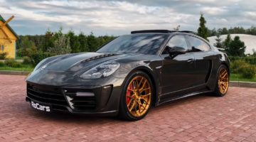 TopCar Panamera Turbo GTR Carbon Edition