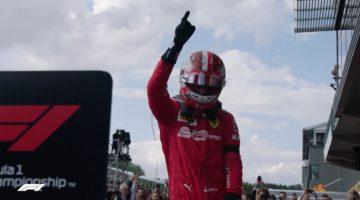 Eerste overwinning Formule 1-coureurs 2019